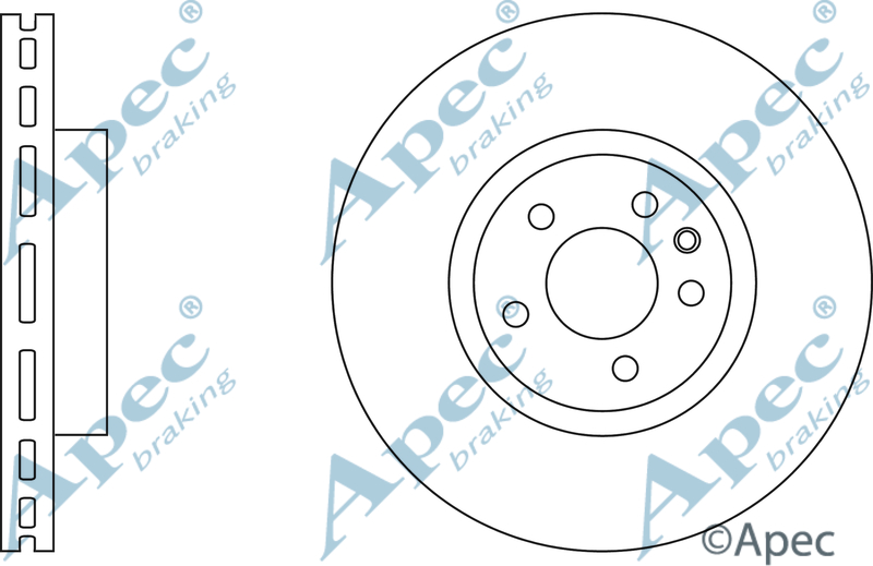 front brake discs for vauxhall lotus carlton 3 6 twin turbo 1990 1994 4213 ebay. Black Bedroom Furniture Sets. Home Design Ideas