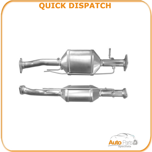 Diesel Particulate Filter Ford Kuga