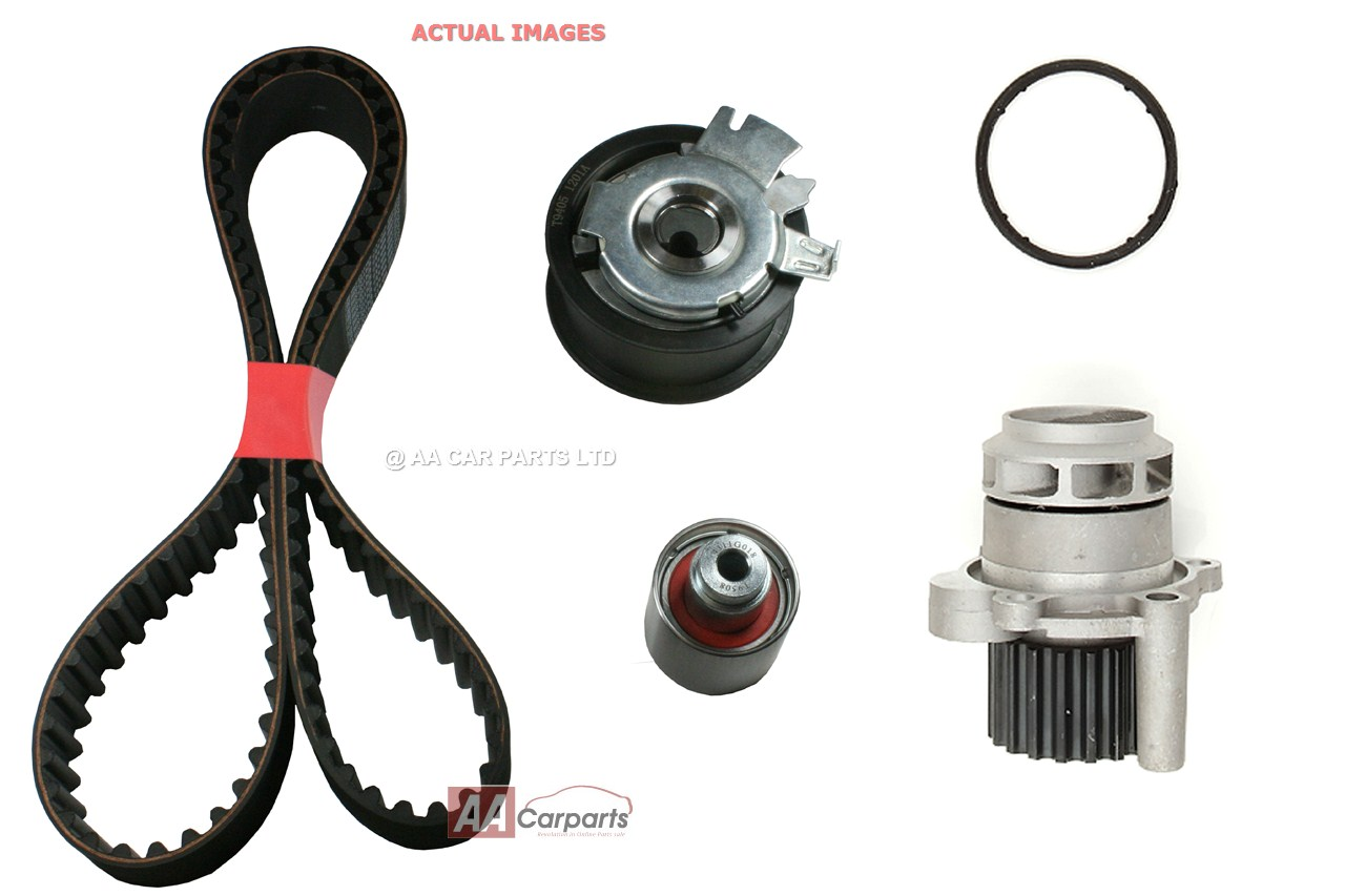 Timing belt kit and water pump for skoda octavia